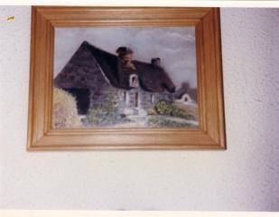 Maison Normande-acrylique