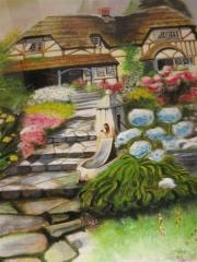 cottage-normand-aquarelle-1