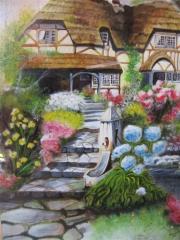 cottage-normand-aquarelle-3