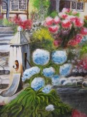 cottage-normand-aquarelle-4